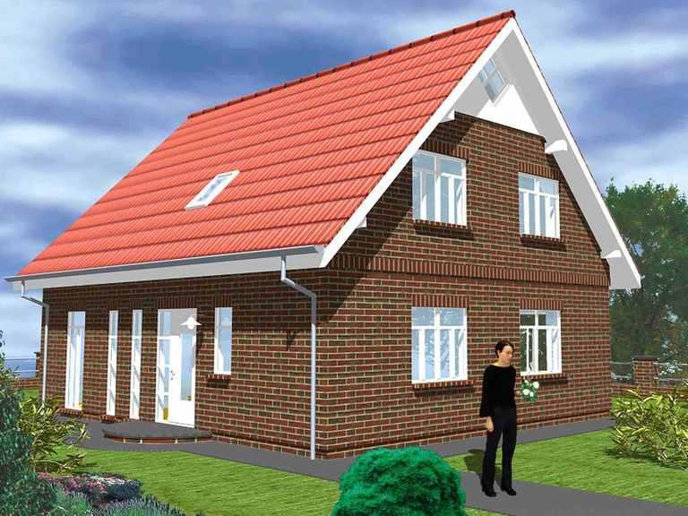 Haus Premiere - ideal-heim-bau