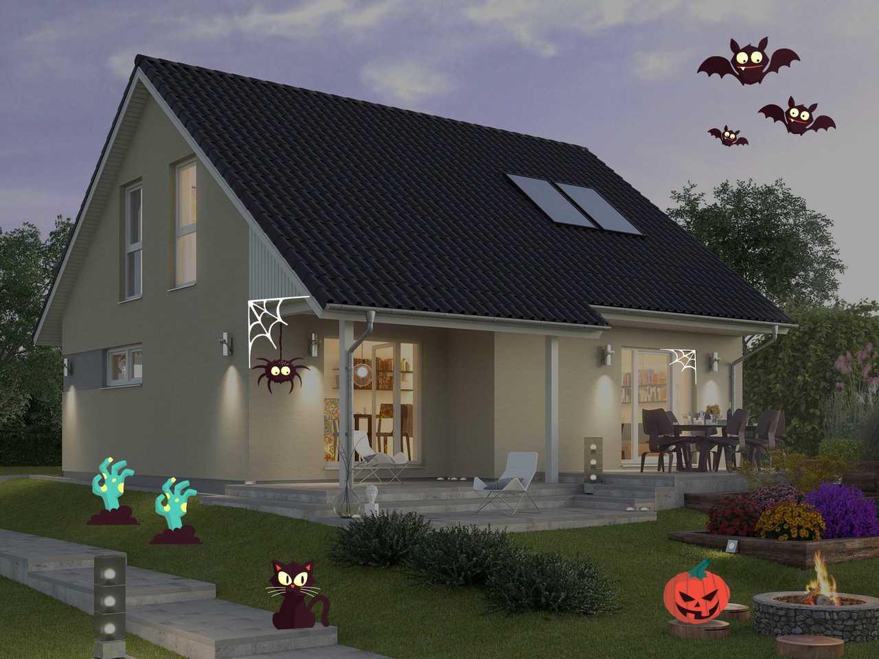 Haus ProFamily 123 Halloween