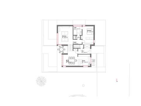 Haus Becker Grundriss