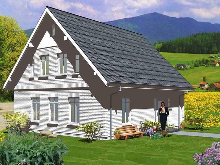Haus Holunder - ideal-heim-bau