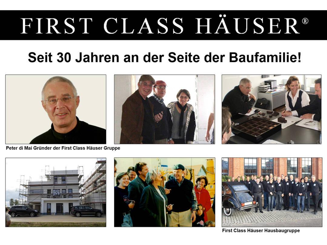 Haus 2 von First Class Haus - 30 Jahre an der Seite der Baufamilie