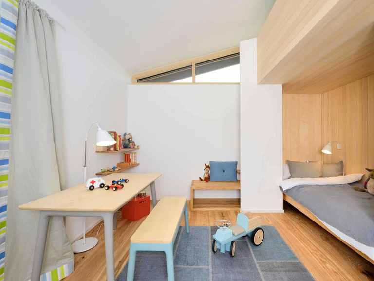 Musterhaus Alpenchic - Baufritz Weiteres Kinderzimmer
