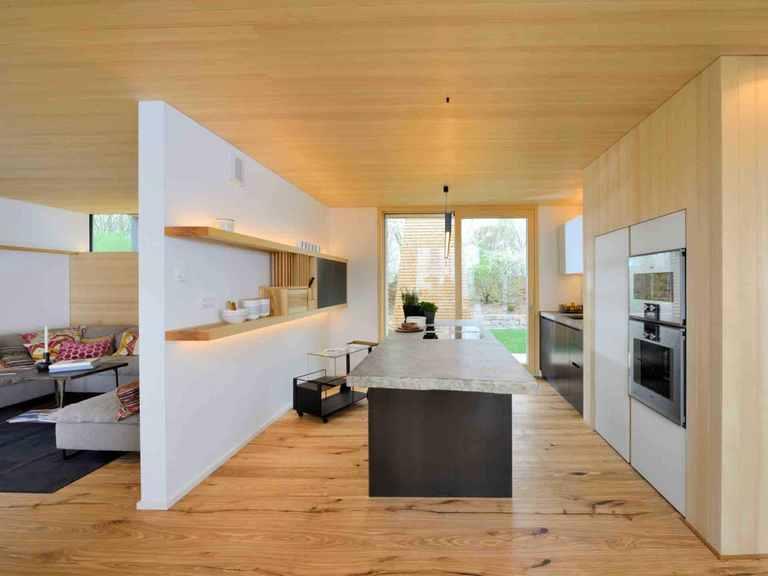 Musterhaus Alpenchic - Küche