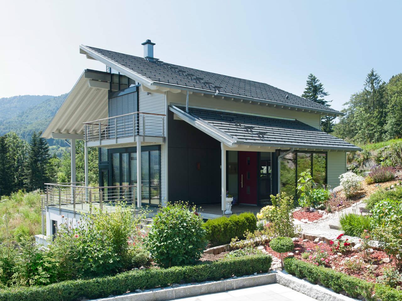 Haus Eliasch Baufritz