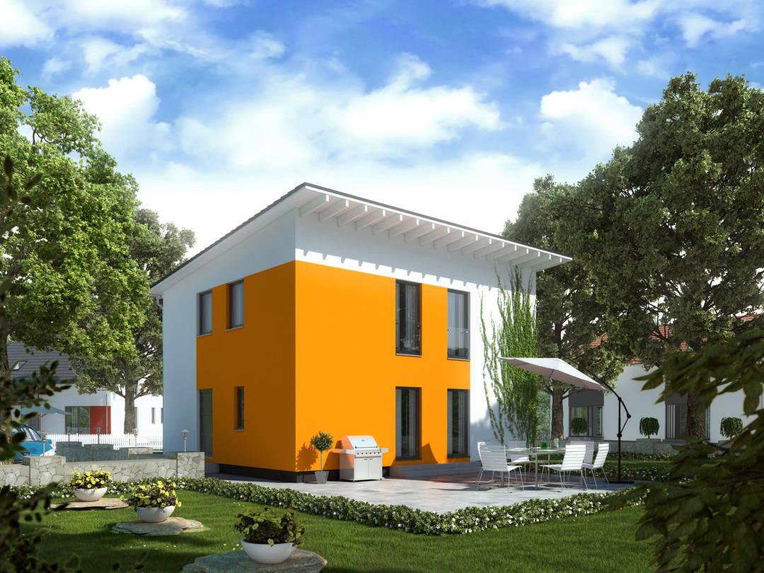 Haus Contur 2 V1 von massa haus