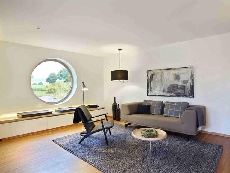 Schwedenhaus Edition Rot - Baufritz
