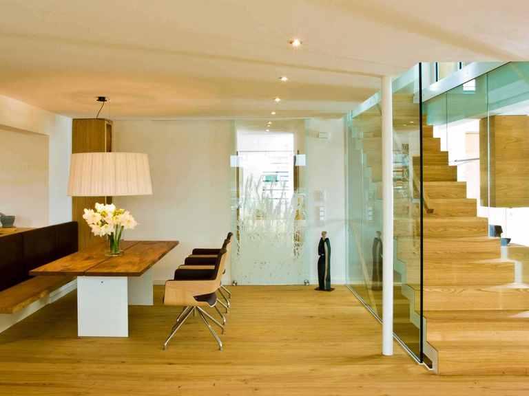 Designhaus Qi - Baufritz Essbereich
