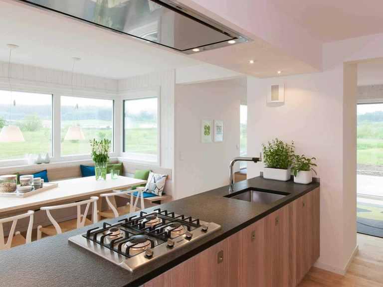 Musterhaus S1 - Baufritz Küche