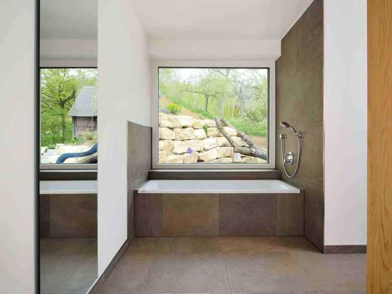 Haus Rothermel - Baufritz Badezimmer