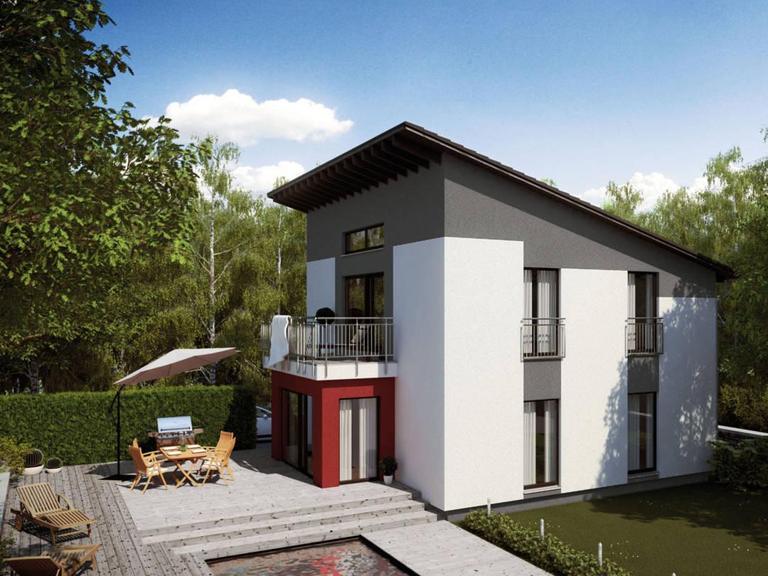 Haus Contur 2 V2 von massa haus