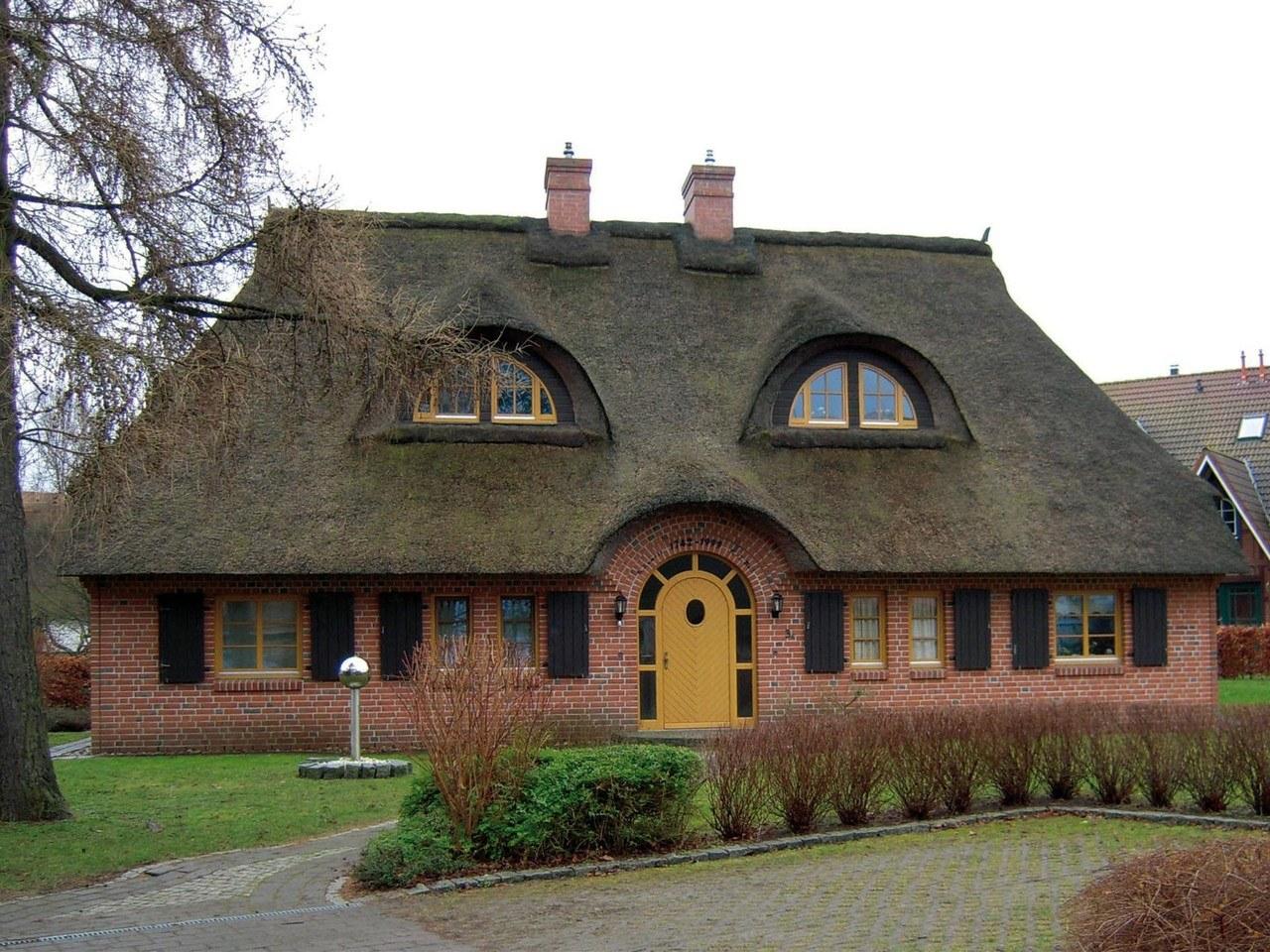 Haus 2 - Reetdachhaus von kruse-haus