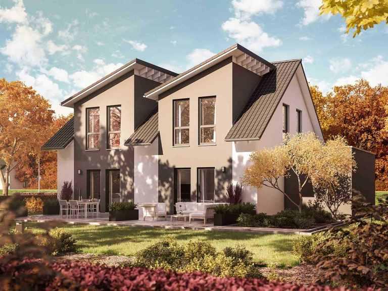 Einfamilienhaus Lifestyle 3 von massa haus