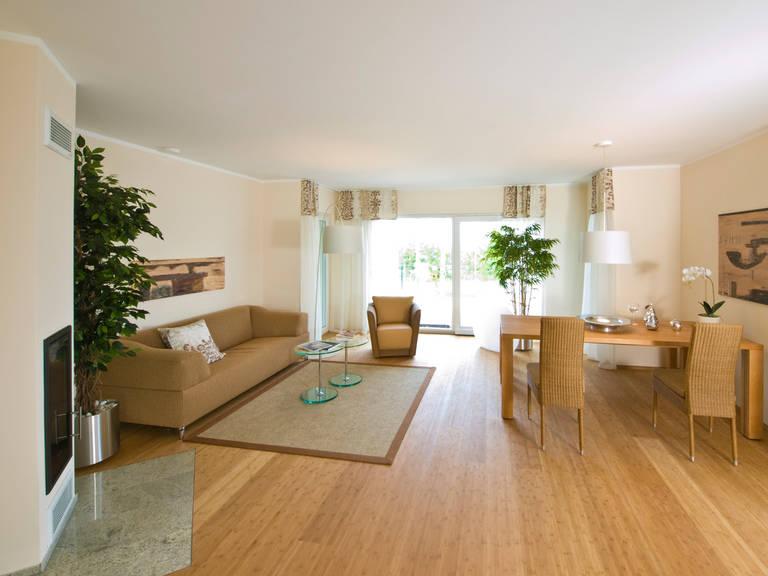 Haus Pure 5 Ansicht Wohnzimmer von massa haus