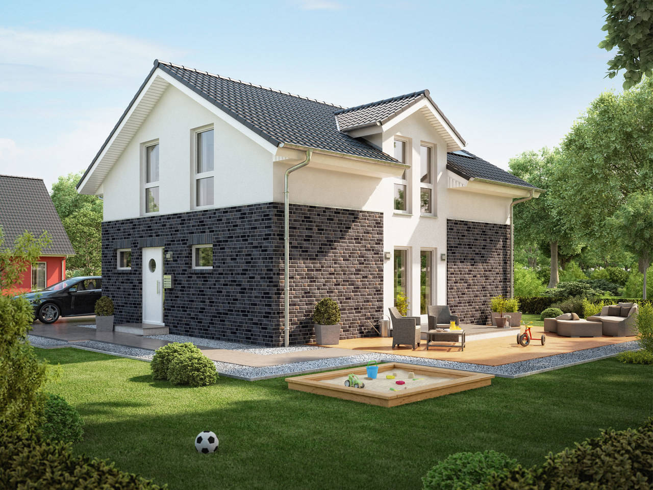 Einfamilienhaus ProFamily 125 KK ProHaus