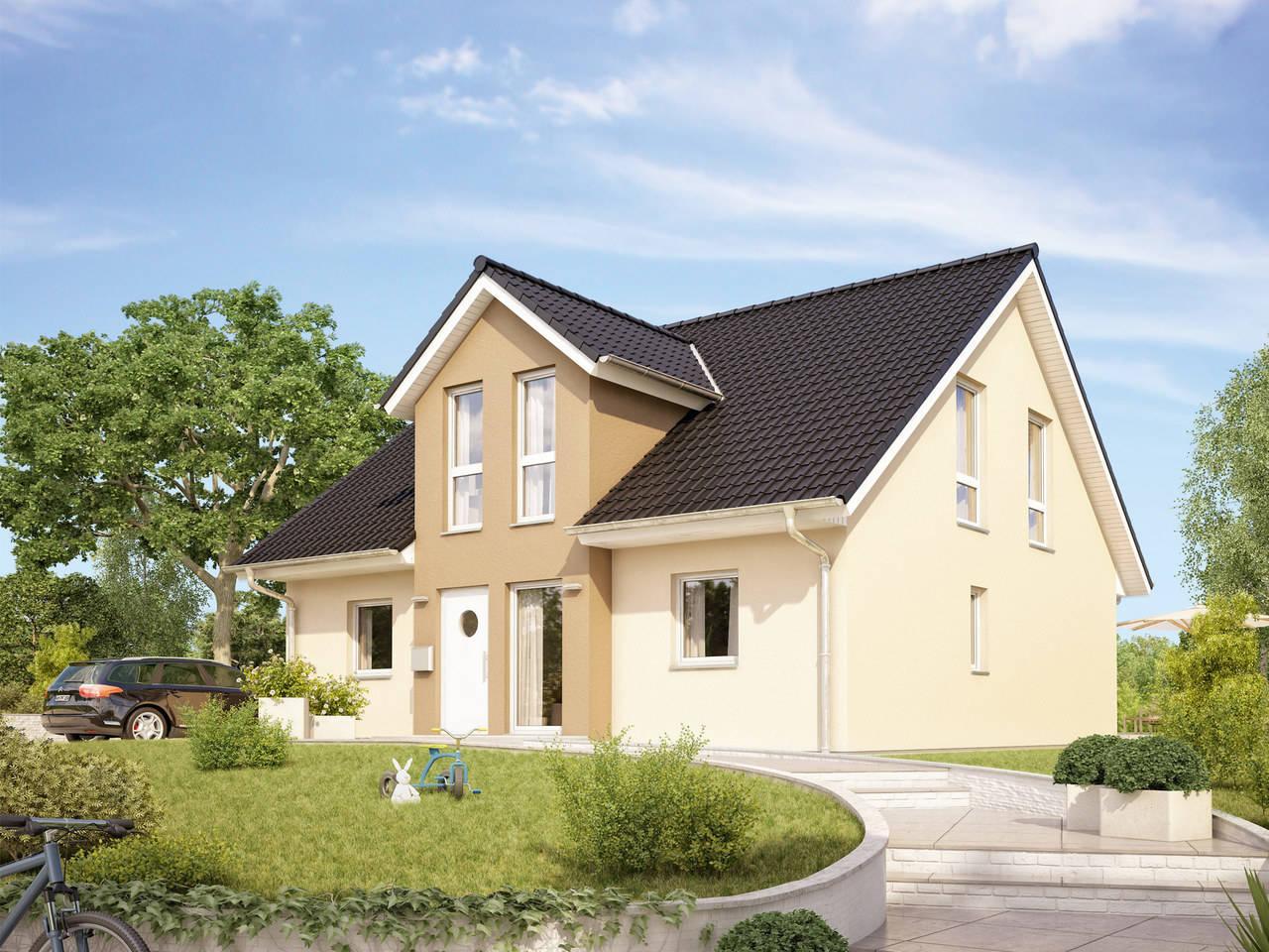 Einfamilienhaus ProFamily 158 KK ProHaus