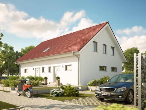 Zweifamilienhaus ProGeneration 120/86 ProHaus