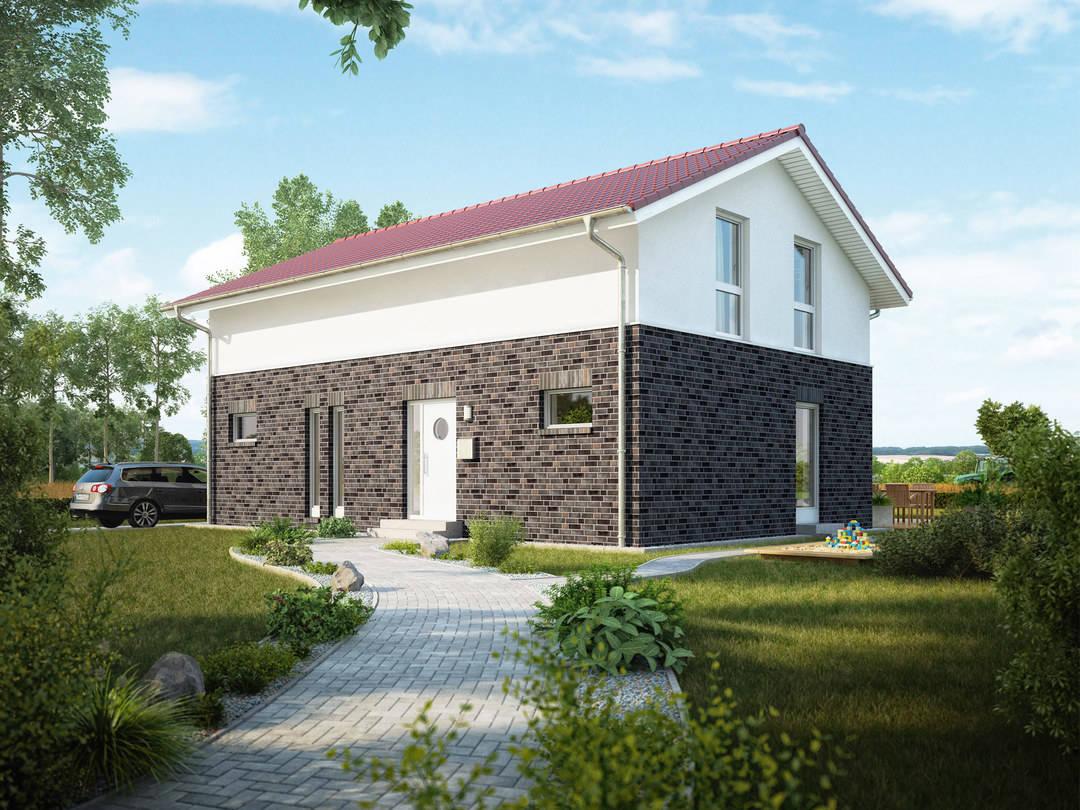 Einfamilienhaus ProStyle 137 von ProHaus