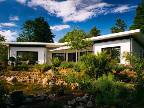 Bauhaus Bungalow von Haacke Haus