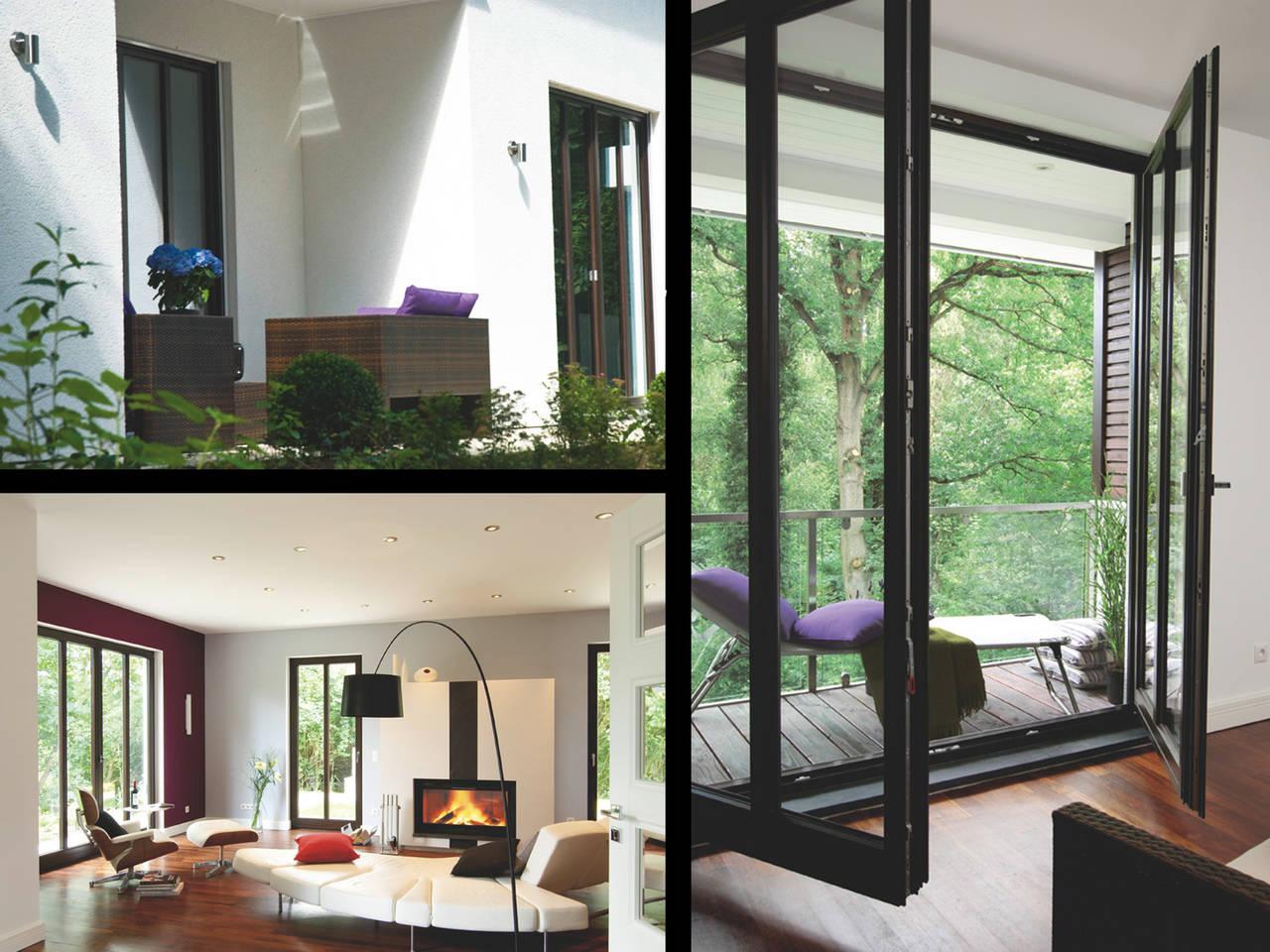 bauhausvilla haacke haus. Black Bedroom Furniture Sets. Home Design Ideas