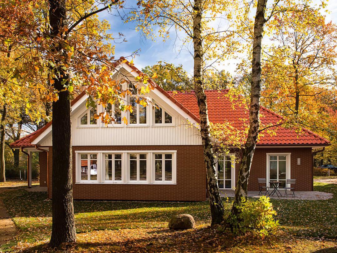 Bungalow Vita von Haacke Haus