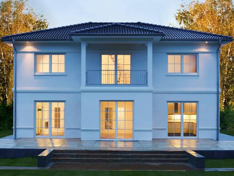 luxushaus bauen informationen tipps und anbieter. Black Bedroom Furniture Sets. Home Design Ideas