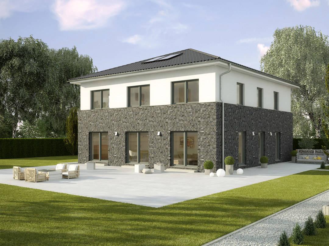 Stadthaus la finca gussek haus for Hausplanung berlin