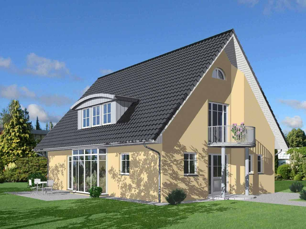 Einfamilienhaus Madrid - OLFA-Haus GmbH