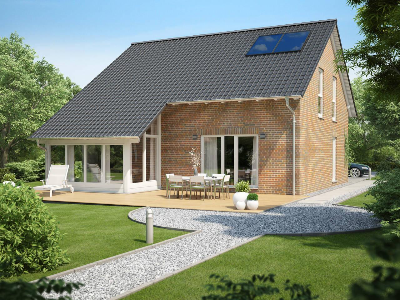Einfamilienhaus Buchenallee GUSSEK-HAUS