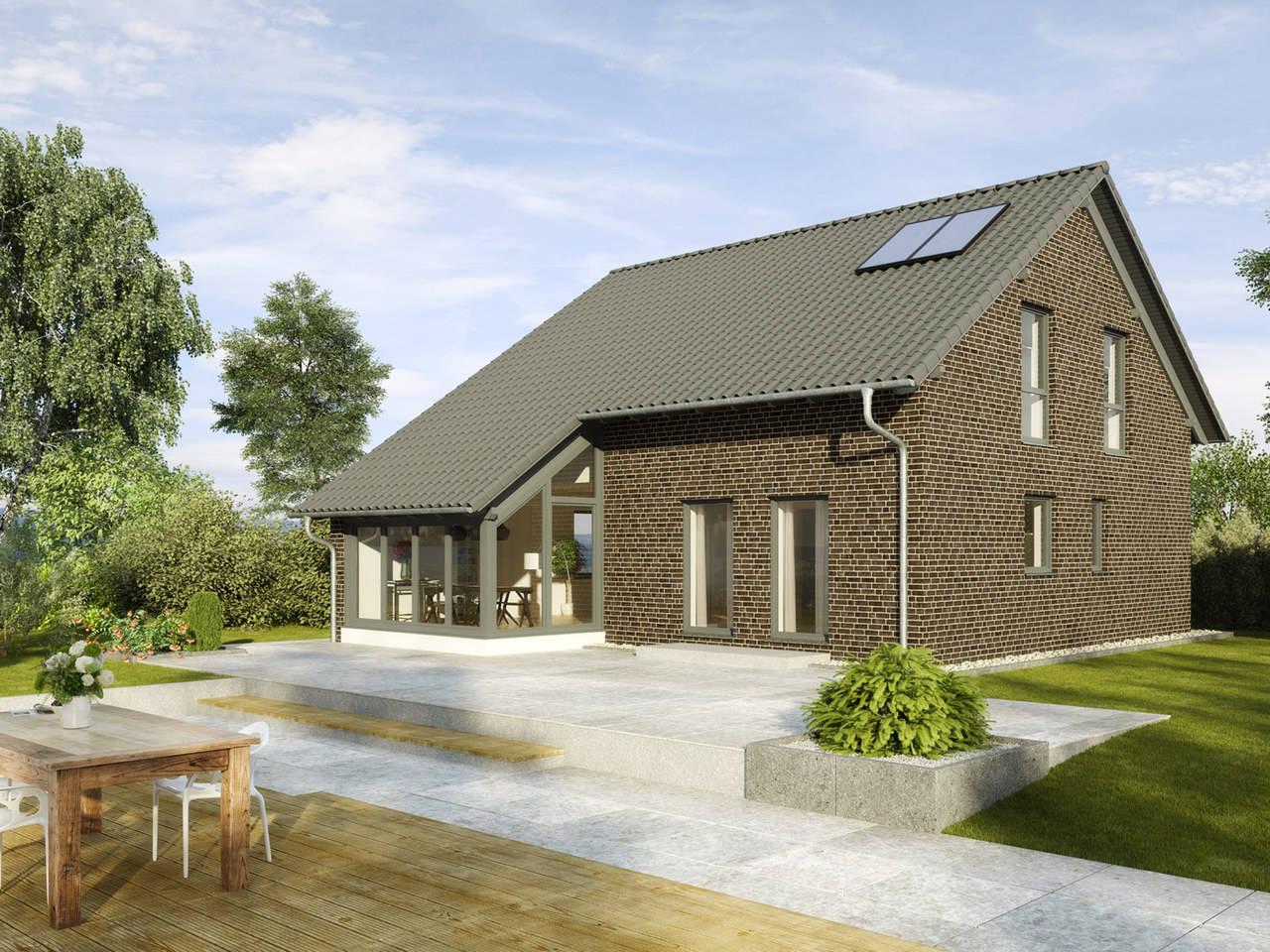 Einfamilienhaus Buchenallee Variante 2 von Gussek Haus