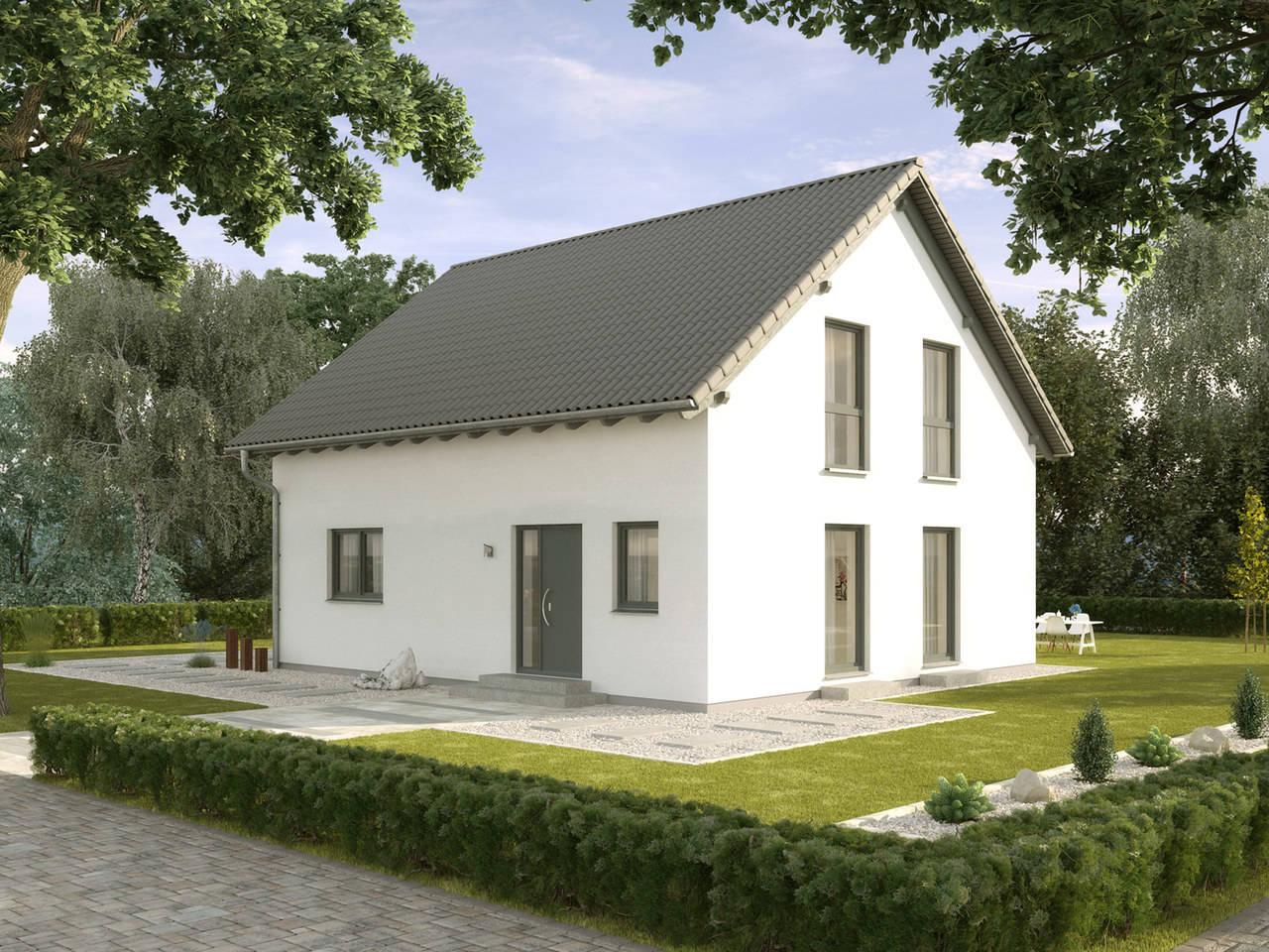 Einfamilienhaus Ulmenallee von GUSSEK HAUS