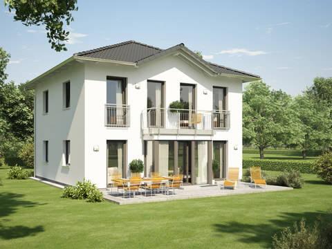 Stadtvilla Eleganz.1150 SV Konzepthaus