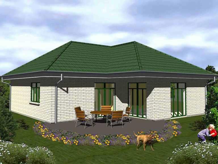 Haus Sonnenschein - ideal-heim-bau