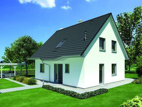 Einfamilienhaus Klassik 1051M Konzepthaus