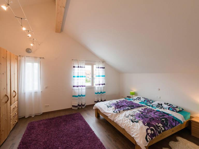 Haus Design 182 Ansicht Schlafzimmer von Frammelsberger