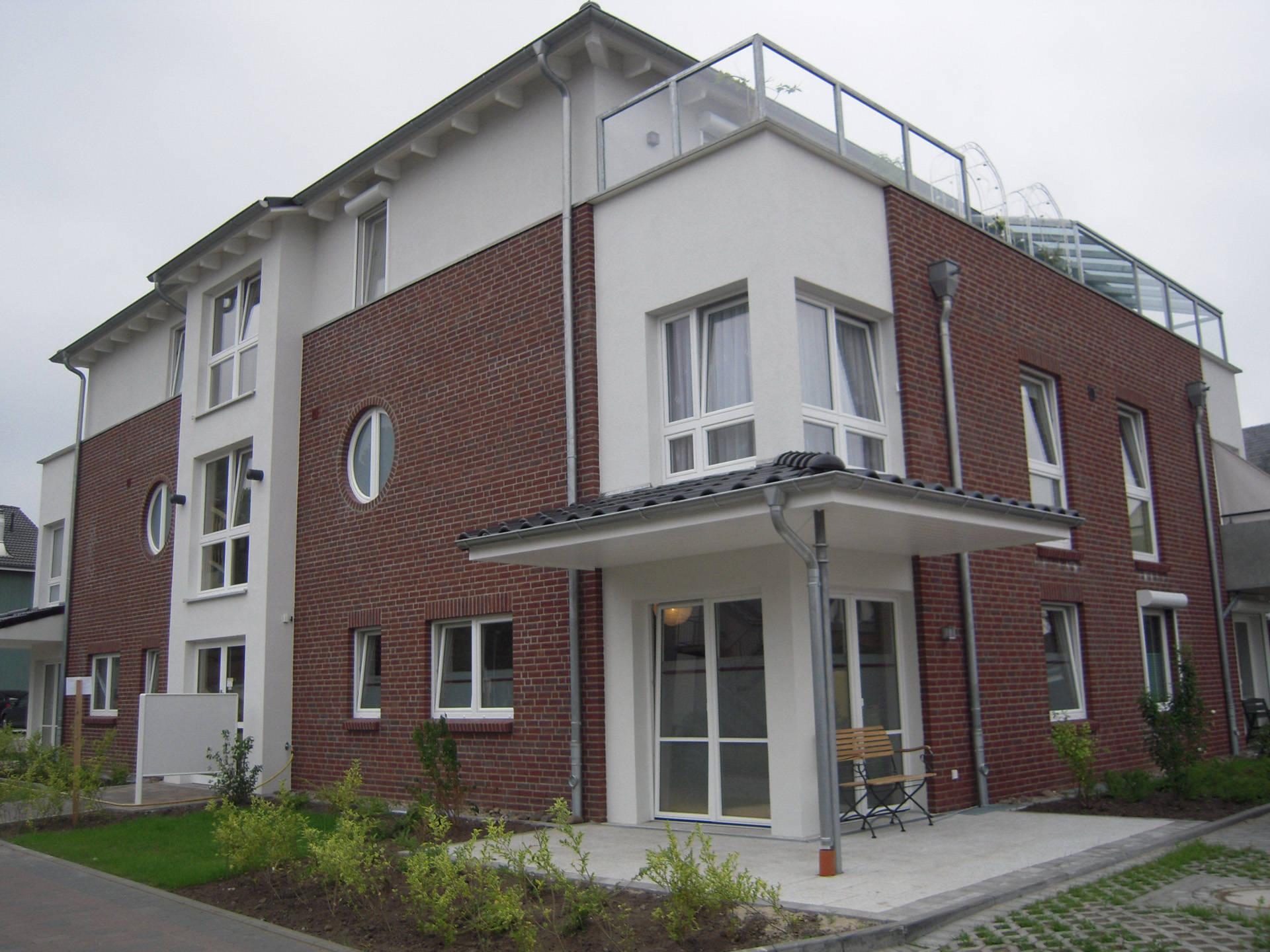 Haus 9 - Mehrfamilienhaus von kruse-haus