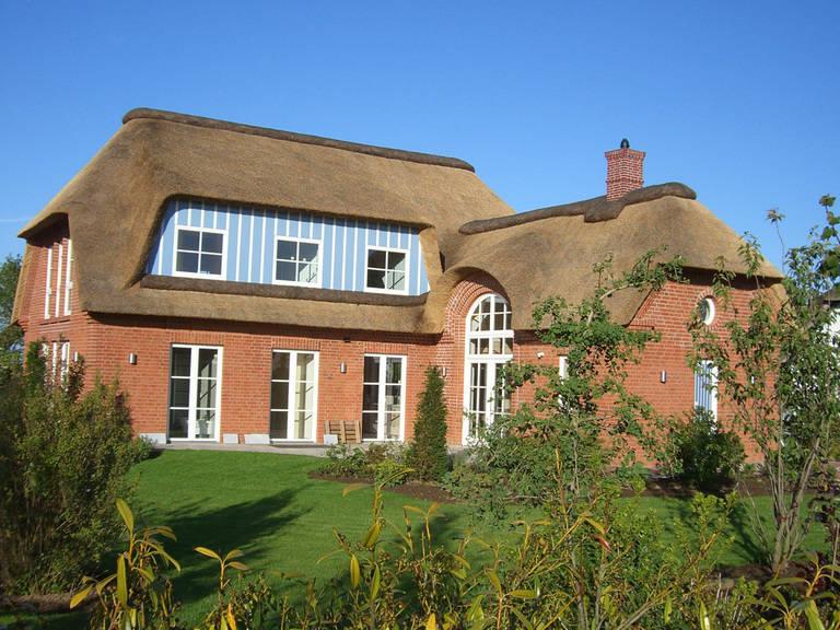 Haus 11 - Reetdachhaus von kruse-haus