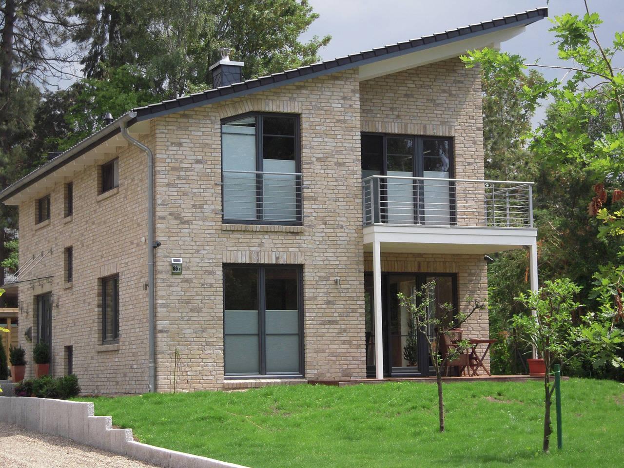 Haus 15 - Pultdachhaus