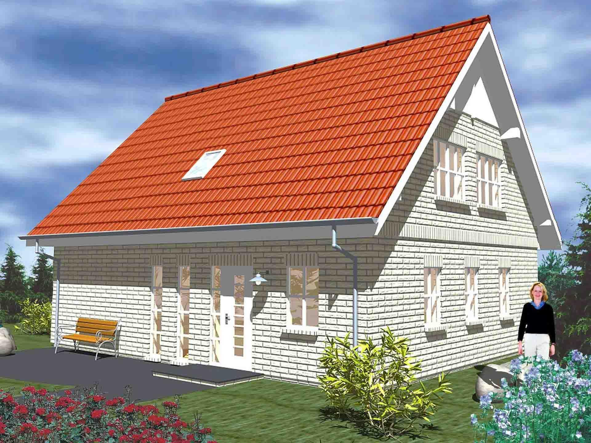 Regio Haus Mitte - ideal-heim-bau | Musterhaus.net