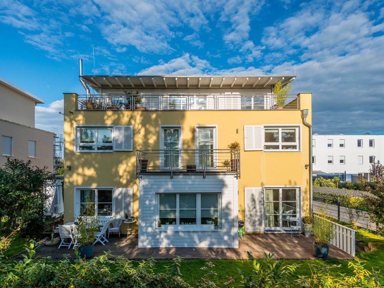 Haus Design 237 von Frammelsberger Holzhaus