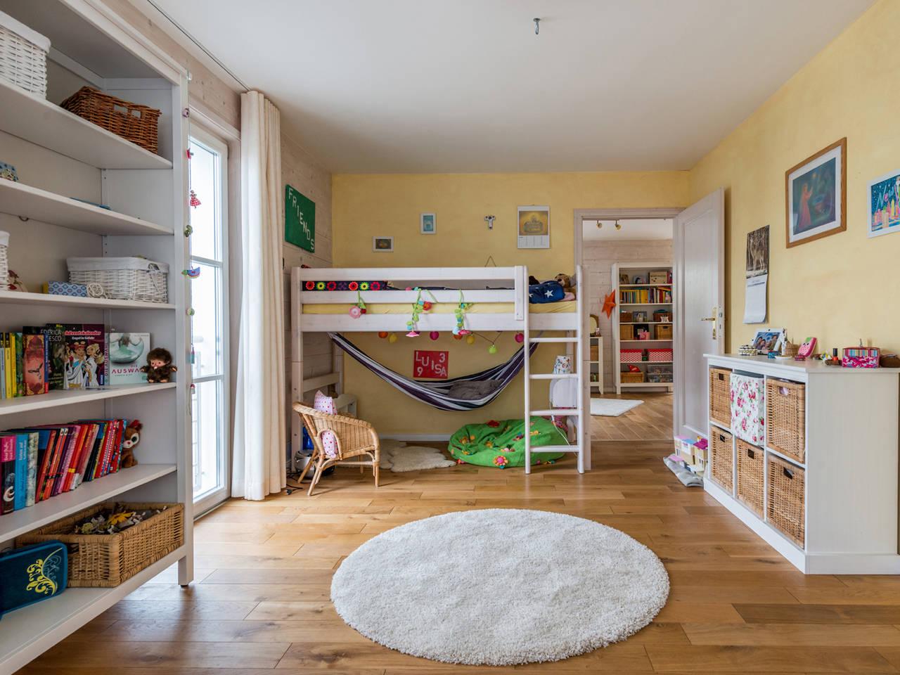 Haus Design 237 Ansicht Kinderzimmer von Frammelsberger Holzhaus