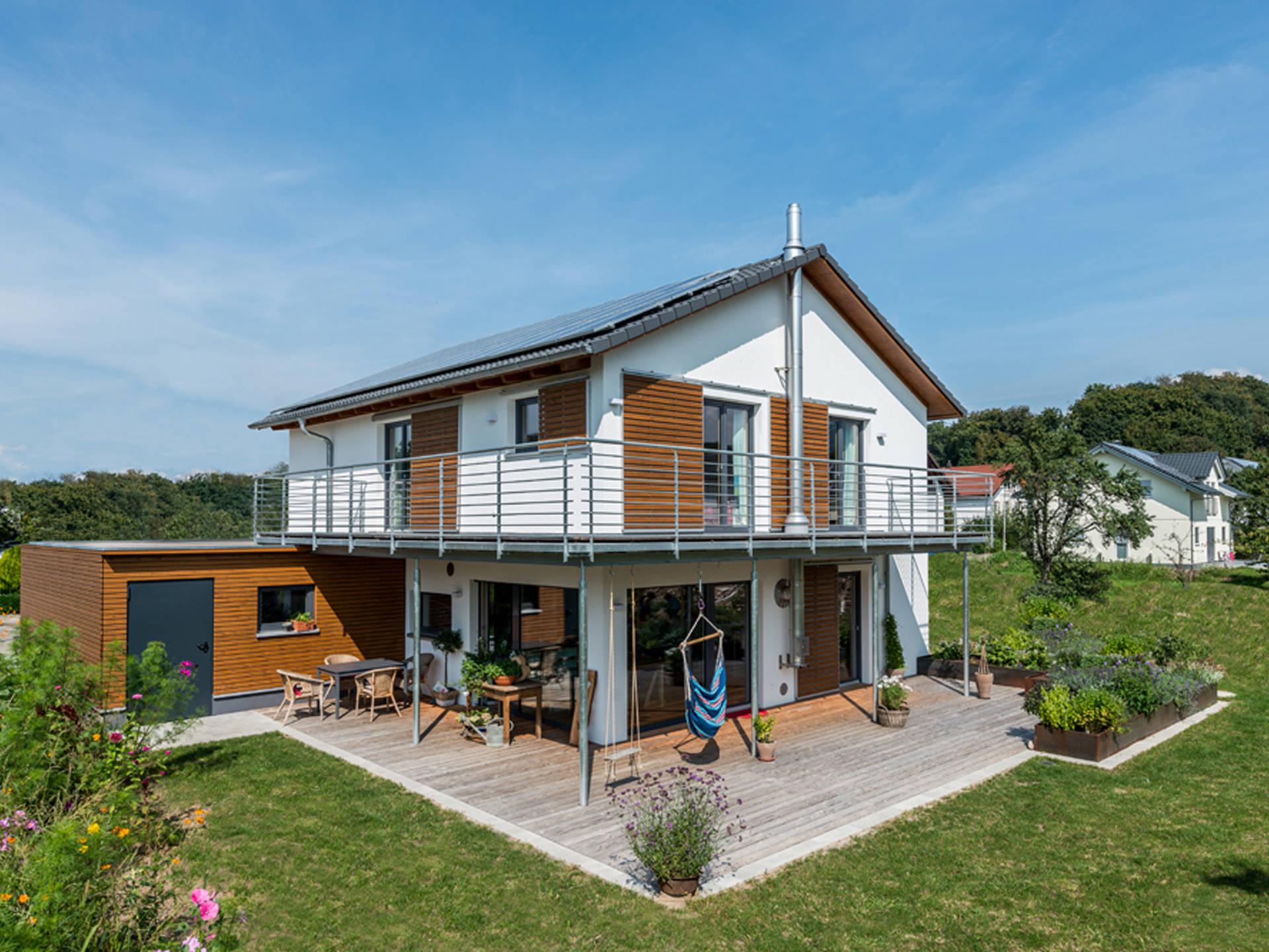 Haus Design 170 - Frammelsberger Holzhaus R. Ingenieur-Holzbau
