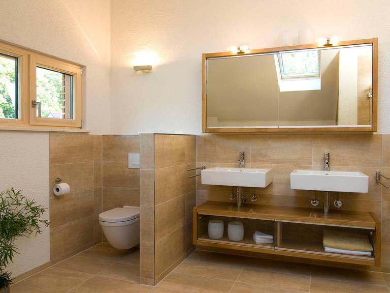 Badezimmer Haus Design 168 von frammelsberger Holzhaus