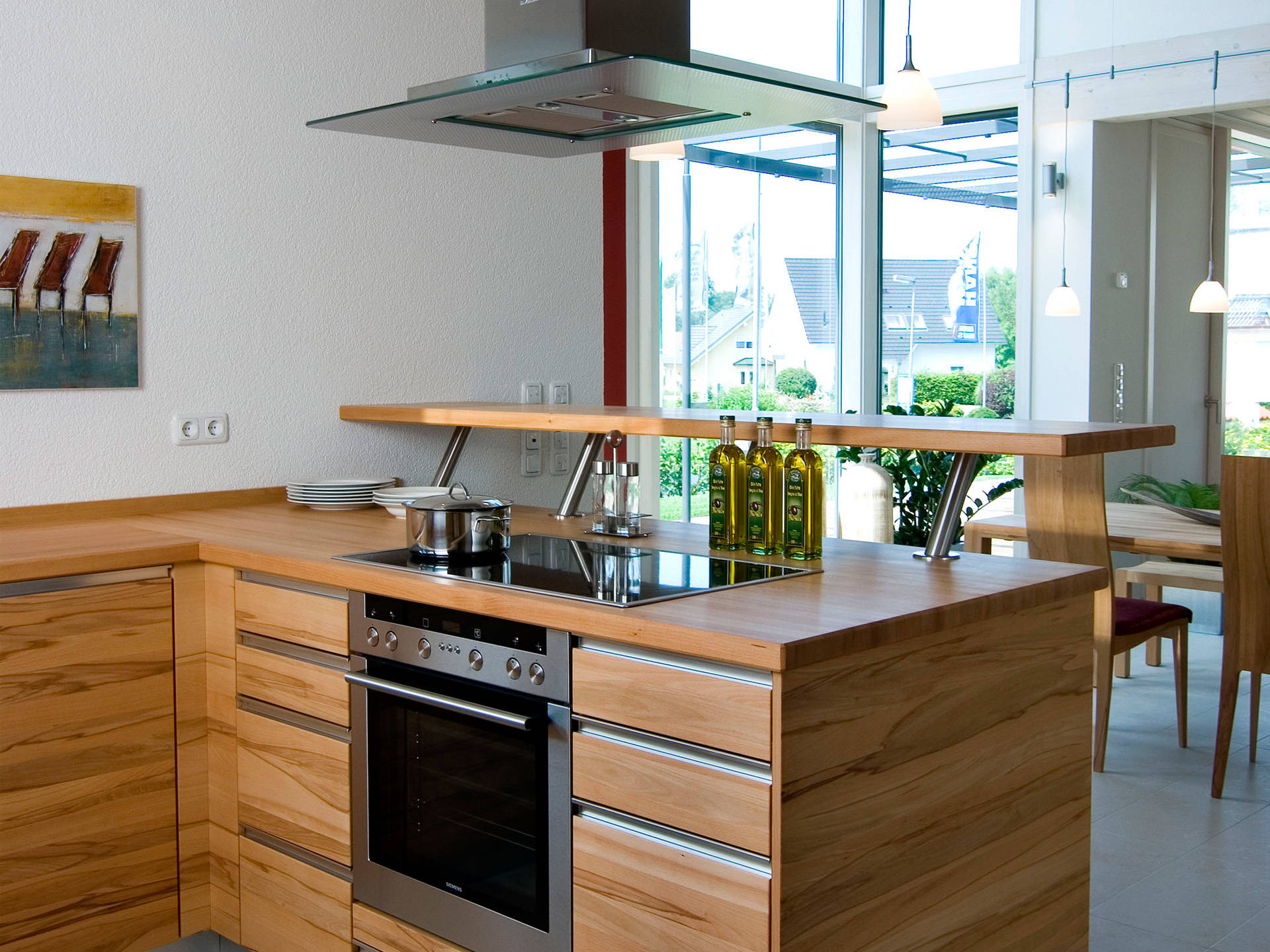 Küche Haus Design 168 von frammelsberger Holzhaus