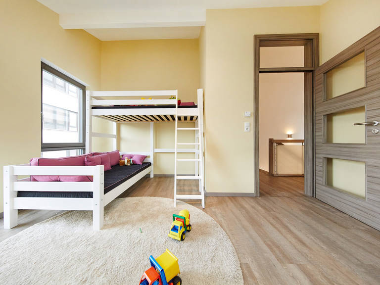 Musterhaus Madeleine von GUSSEK HAUS - Kinderzimmer