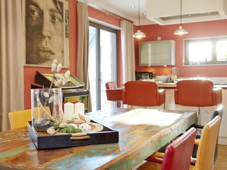 Musterhaus Isabella Gussek Haus - Wohnzimmer 4