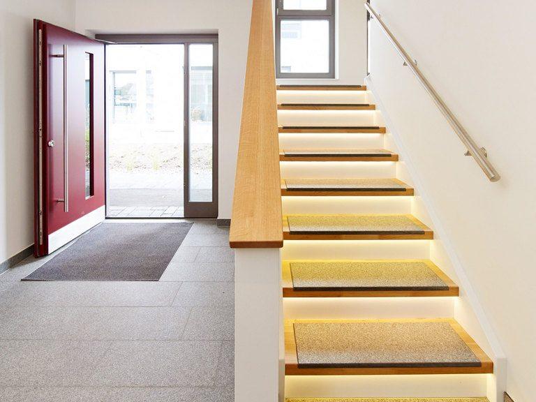 Musterhaus Isabella Gussek Haus - EIngangsbereich