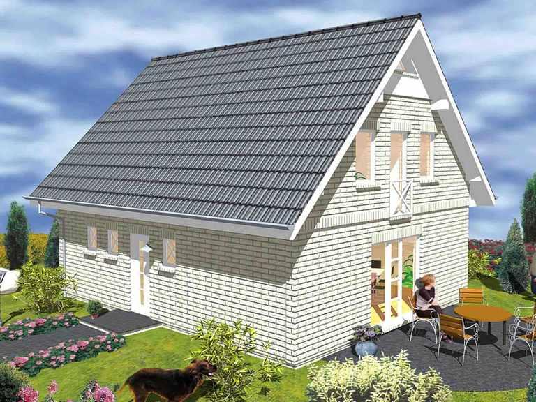 Einfamilienhaus Frühlingstraum - ideal-heim-bau