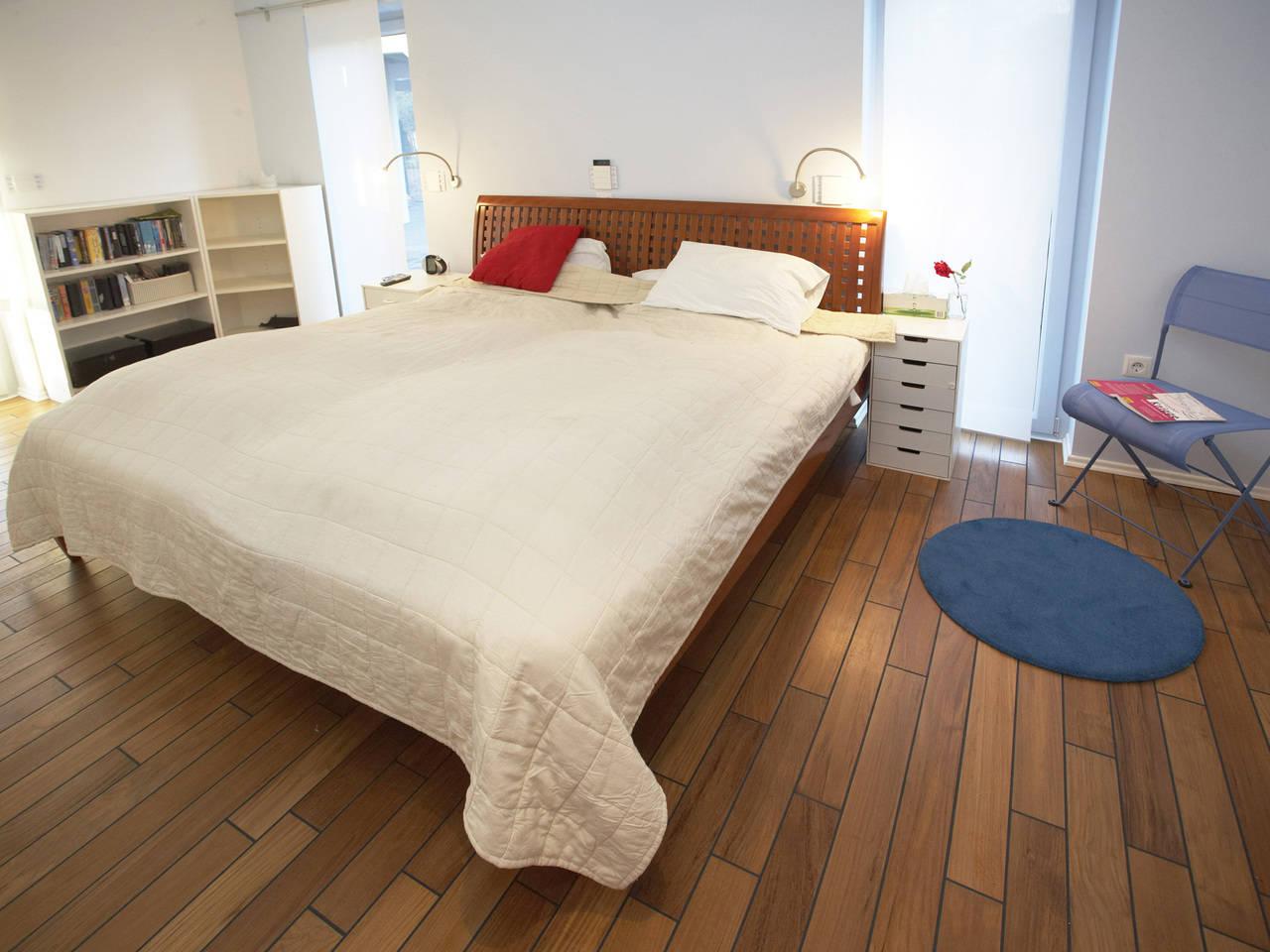 Musterhaus Evita von Gussek Haus - Schlafzimmer
