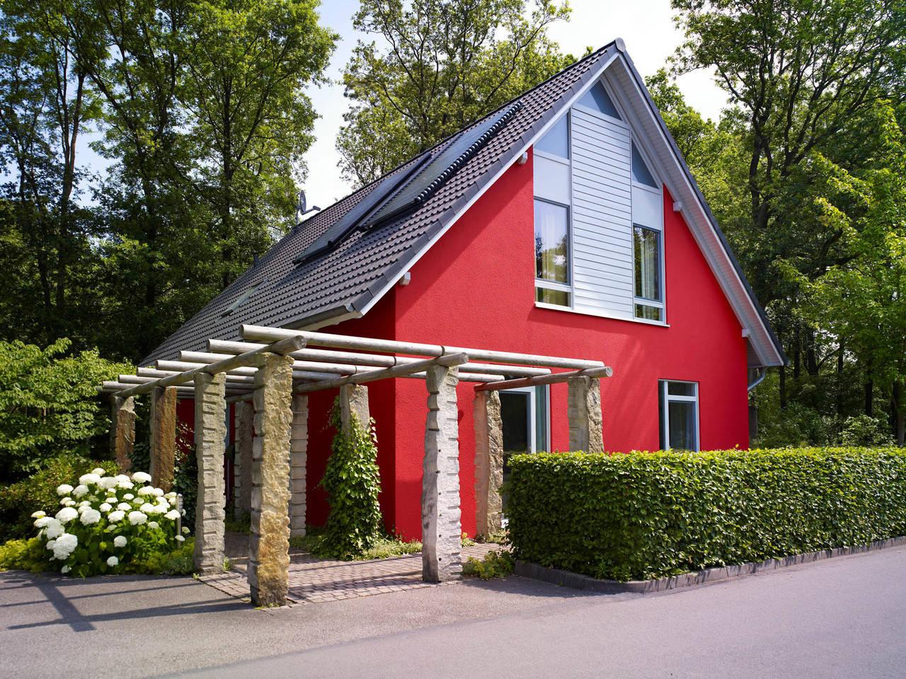 Musterhaus Svenja von Gussek Haus