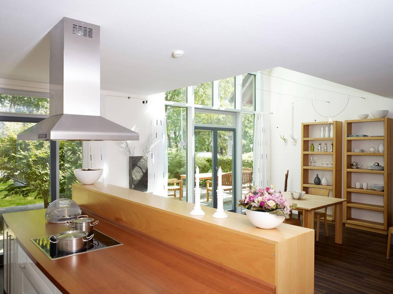 Musterhaus Svenja von Gussek Haus - Küche